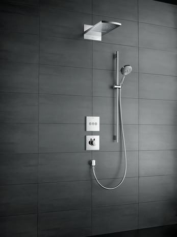 Hansgrohe Душевой набор Raindance Select S 120/Unica Comfort 0,90 арт.26322000. Изображение №3